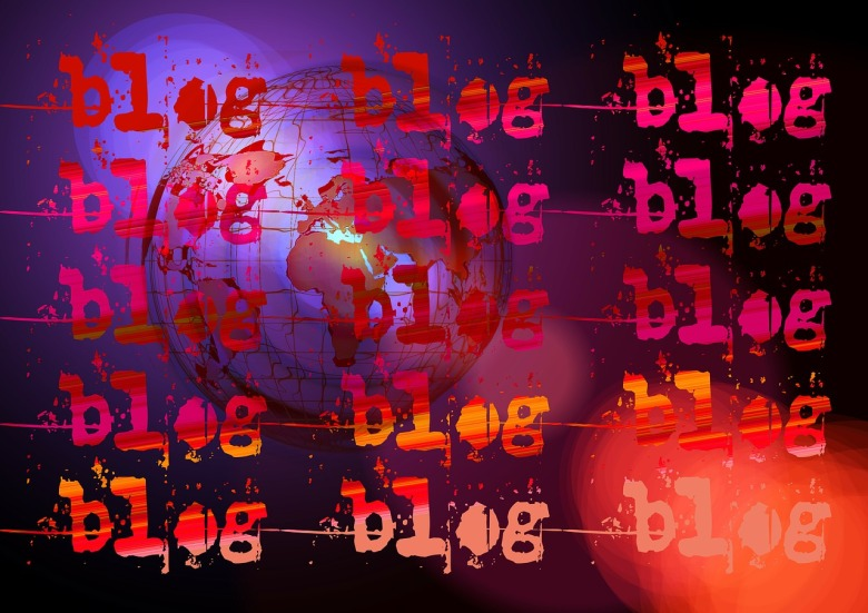 Blogs on the English language