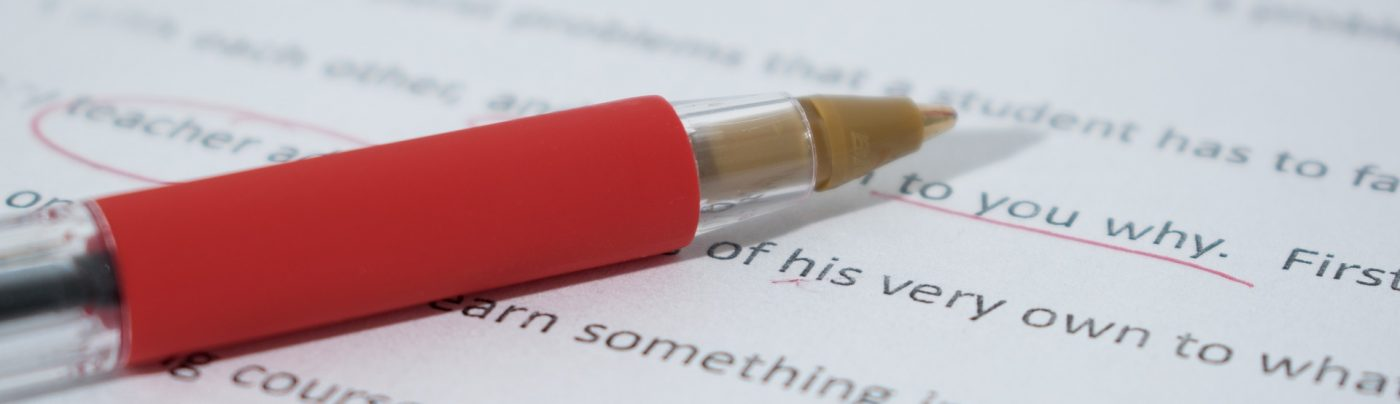 Proofreading vs copyediting - what is the difference?