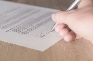 Business documents can be proofread
